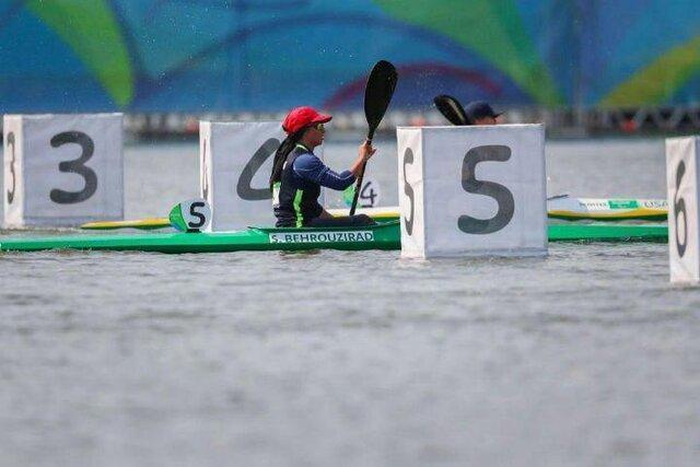 شهلا بهروزی راد مدال برنز دنیا و سهمیه پارالمپیک 2020 گرفت