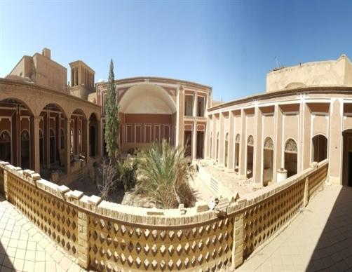 خانه تاریخی فلسفی یزد در فهرست آثار ملی کشور ثبت شد