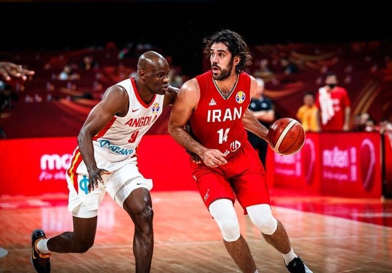 جام جهانی بسکتبال، نیکخواه بهرامی موثرترین بازیکن ایران شد
