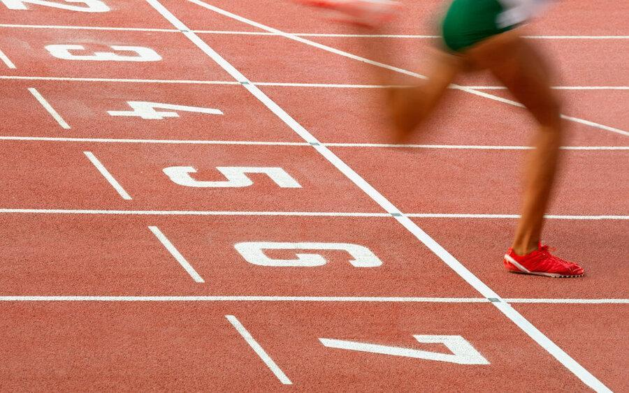 استفاده از سیستم ردیابی ورزشکاران در المپیک 2020