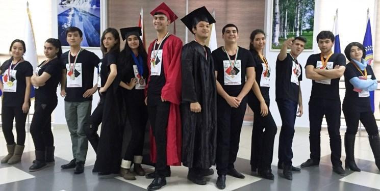 افزایش تعداد دانشجویان تاجیک در روسیه