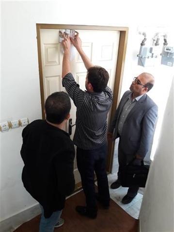 پلمپ 3 خانه مسافر غیرمجاز در مهاباد