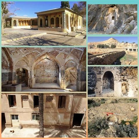 ثبت مرکز شیرازشناسی و 20 اثر تاریخی فارس در فهرست آثار ملی