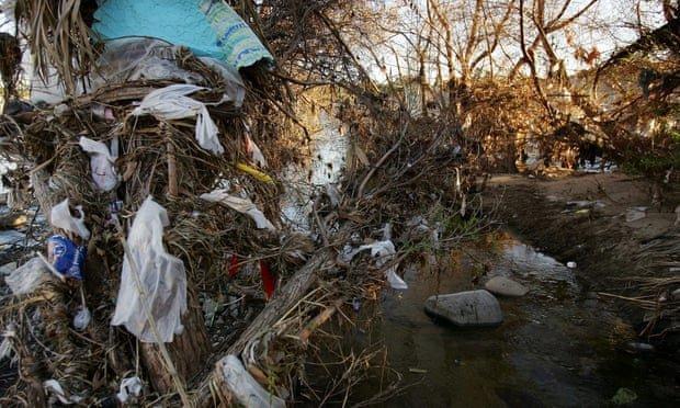 حقایقی درباره آلودگی پلاستیکی