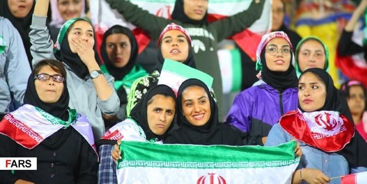 وزیر ورزش: حضور زنان در بازی ایران و کامبوج