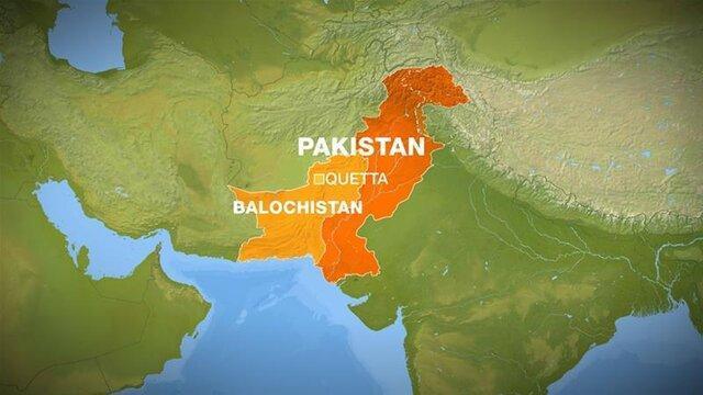 انفجار در بلوچستان پاکستان جان یک سیاست مدار و 2 تن دیگر را گرفت