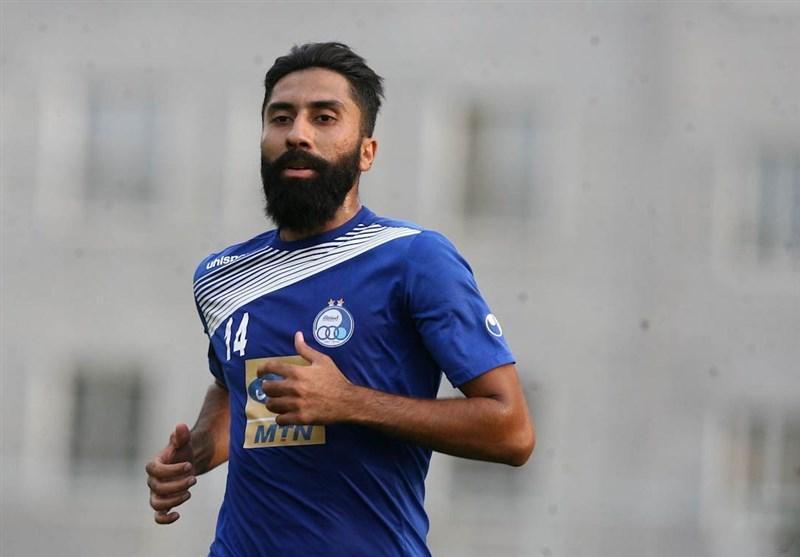 باقری: می توانستم جراحی کنم اما به عشق استقلال و فوتبال این کار را نکردم، ما بیشتر از هواداران برای قهرمانی حرص می خوریم