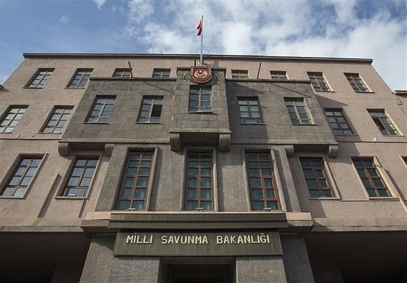 وزارت دفاع ترکیه: 219 تروریست را به هلاکت رساندیم