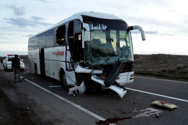 انتقال 18 مصدوم حادثه رانندگی حله به مهران