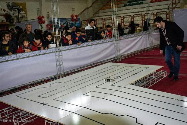 ایران میزبان مسابقات جهانی رباتیک فیرا شد