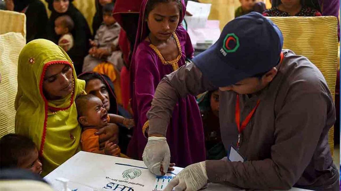 یک هزار کودک پاکستانی ایدز دارند