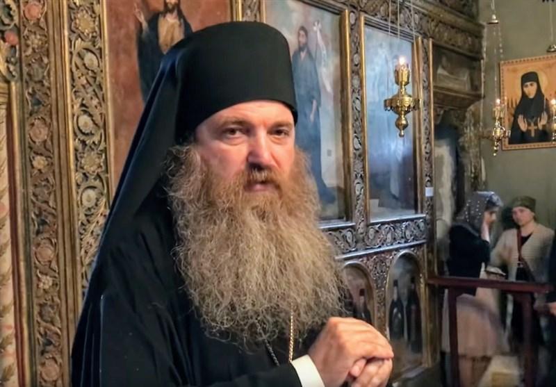گزارش، بازی تاج و تخت در کلیسای ارتدکس گرجستان