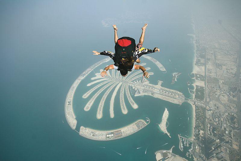 7 تجربه منحصر به فرد که شما فقط در دبی می توانید داشته باشید Dubai