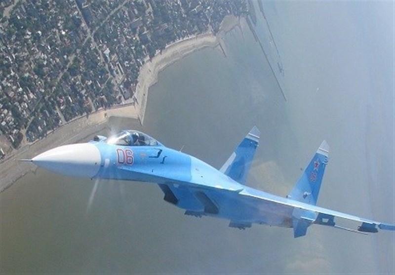 جنگنده های روسی با قدرت مانور فوق العاده در حملات