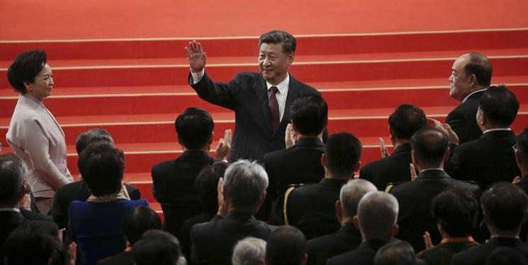 هشدار رئیس جمهور چین علیه دخالت های خارجی در مناطق تحت حاکمیت پکن