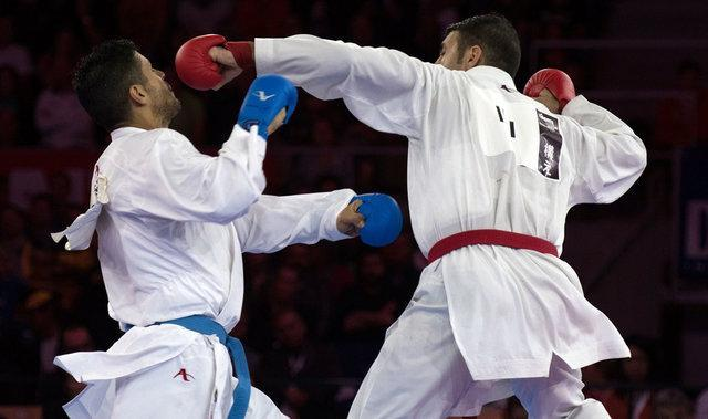 نتایج کامل پیکارهای کومیته روز اول لیگ جهانی کاراته وان دبی