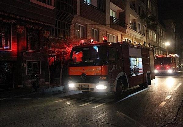انفجار یک ساختمان مسکونی در تهران ، موج حادثه چند ساختمان دیگر را هم گرفت