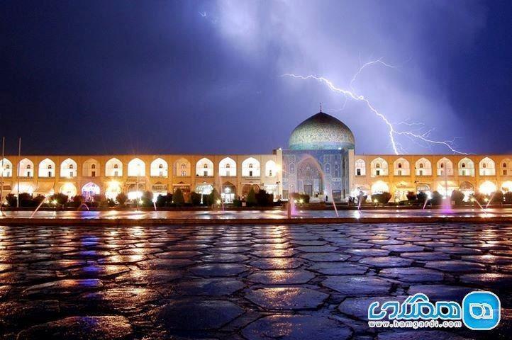سفر به شهر تاریخی اصفهان ، شهر گنبدهای نیلگون