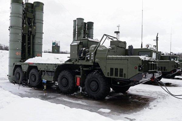 تجهیز همه نیرو های نظامی روسیه در قطب شمال به اس 400
