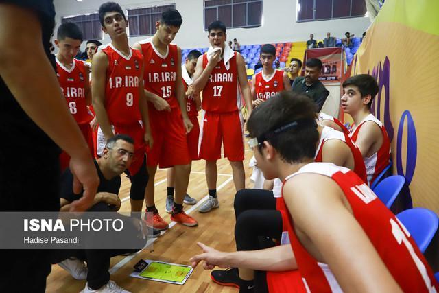 عماری: توانایی میزبانی از بسکتبال نوجوانان آسیا را داریم