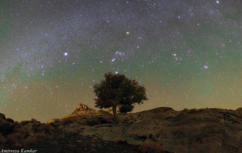 ستاره ابط الجوزا به کم نورترین حالت خود در یک قرن اخیر رسید؛ ماجرا چیست؟