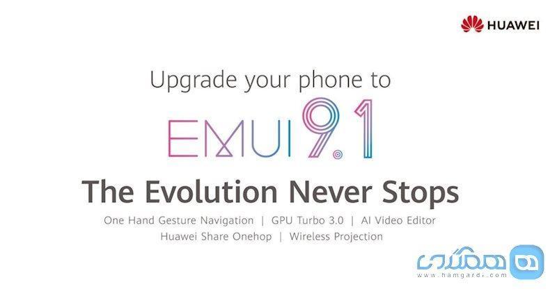 اضافه شدن سیستم فایل EROFS و فناوری GPU Turbo 3.0 به گوشی Y9 Prime 2019 Huawei