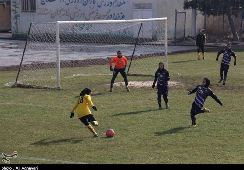 لیگ برتر فوتبال بانوان، پیروزی وچان برابر سپاهان و رجحان هیئت البرز با سرمربی جدید