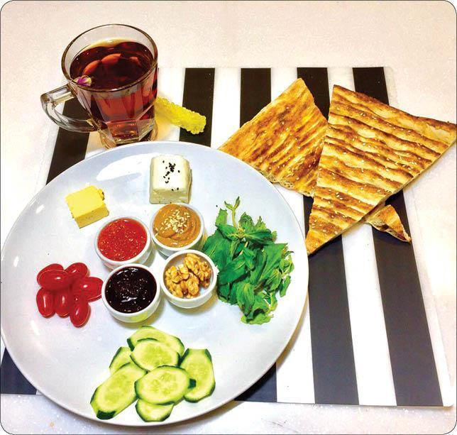 تاثیر مصرف صبحانه بر درمان تخمدان پلی کیستیک