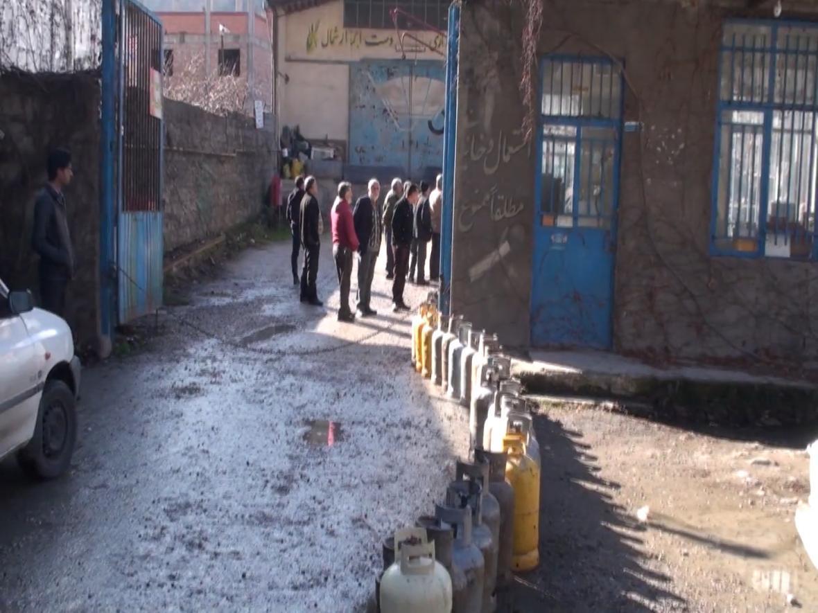 افزایش 20 درصدس سهمیه گاز مایع در سوادکوه