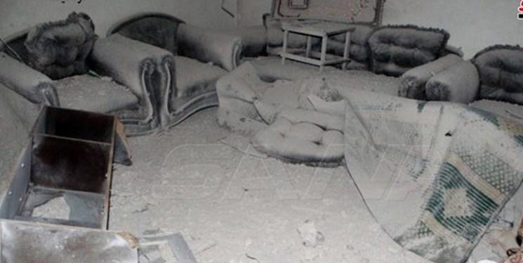 یک کشته و دو زخمی در حمله موشکی تروریست ها به غرب حلب