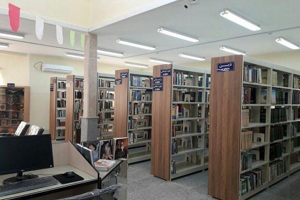 خبرنگاران 20 میلیارد ریال برای احداث کتابخانه جدید شهر قیدار هزینه شد