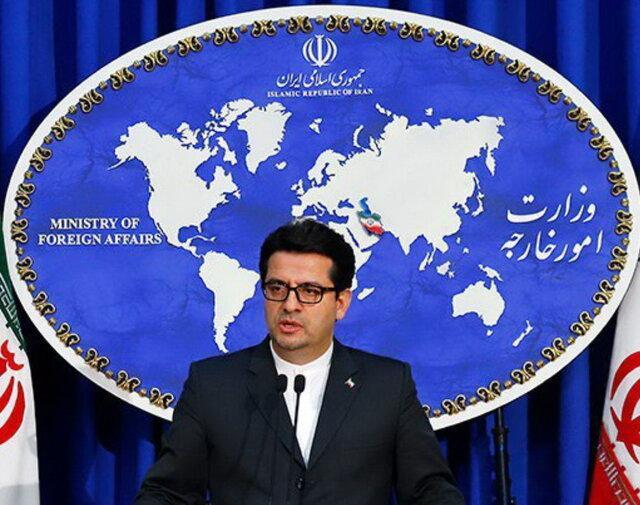واکنش موسوی به اظهارات همتای آمریکایی خود درباره نقض حقوق بشر