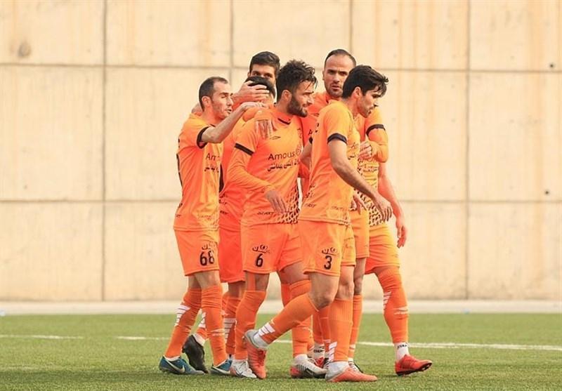 لیگ دسته اول فوتبال، برتری بادران مقابل قشقایی در یک بازی پرگل