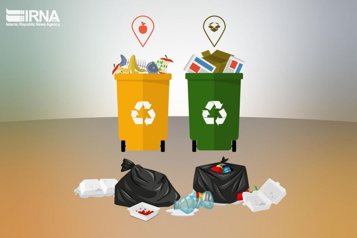 خبرنگاران روزهای کرونایی و توفیق اجباری تفکیک زباله در منزل