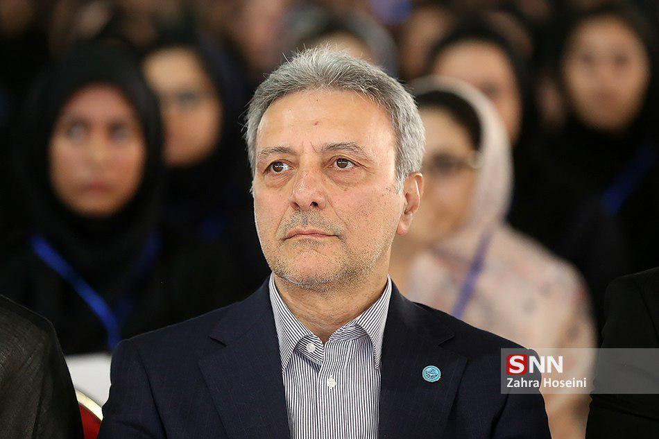 نیلی: دانشگاه تهران تا به امروز 70 درصد بودجه امسال را دریافت نموده است