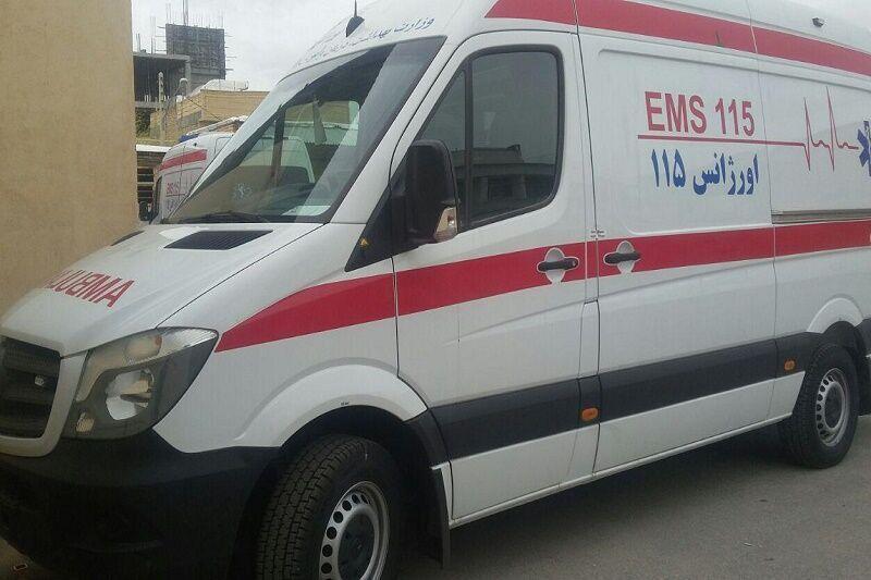 خبرنگاران تصادف خودرو با عابر پیاده در اهواز یک کشته برجا گذاشت