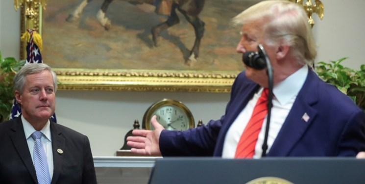 رئیس جدید کارکنان کاخ سفید نیامده، قرنطینه شد