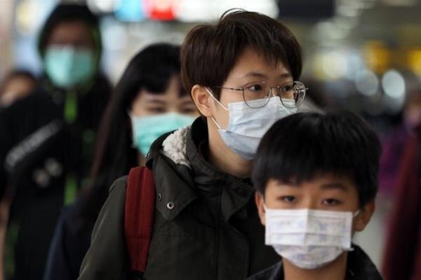 چین: نگران خارجی های آلوده ایم