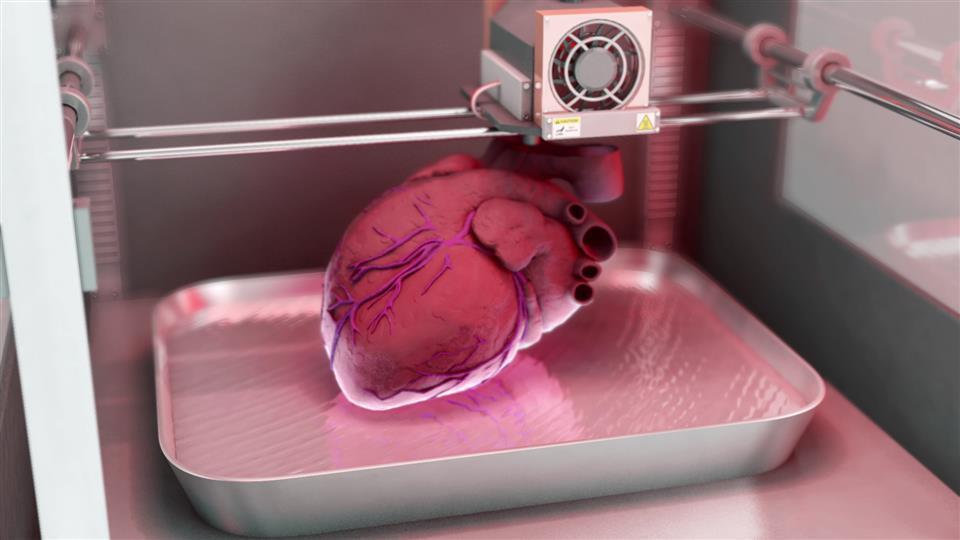 کاربرد چاپ سه بعدی در صنایع مختلف ، بازار 40 میلیارد دلاری 3D Print از صنعت خودرو تا تجهیزات پزشکی