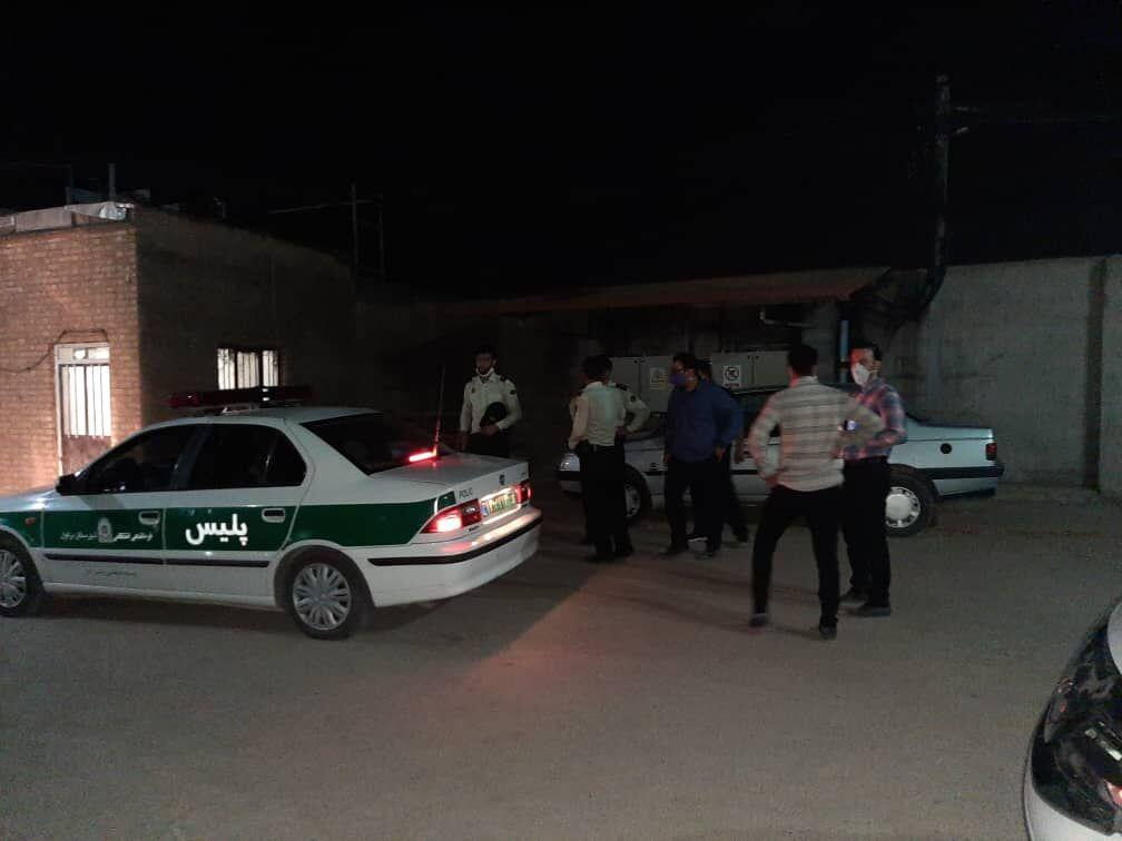 خبرنگاران نزاع در باغ ویلاهای دزفول و دستگیری 6 نفر