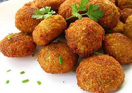 فلافل آبادانی، یک غذای خوشمزه و پر هوادار