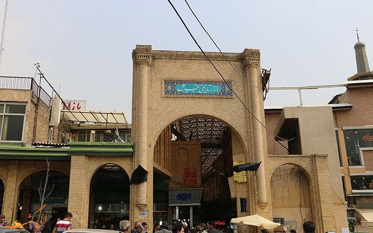 همه چیز در خصوص بازار تجریش و تکیه تاریخی 200 ساله آن!