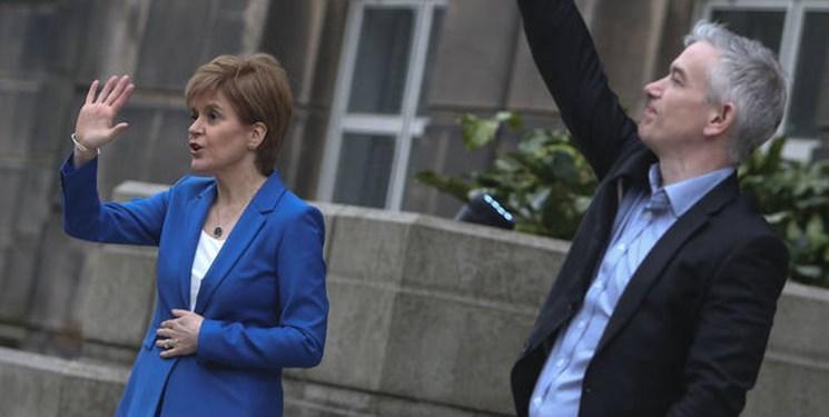 هشدار اسکاتلند درخصوص مطرح شدن ادعای عبور از اوج کرونا توسط جانسون