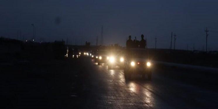 الحشد الشعبی عراق، حمله جدید عناصر داعش را دفع کرد