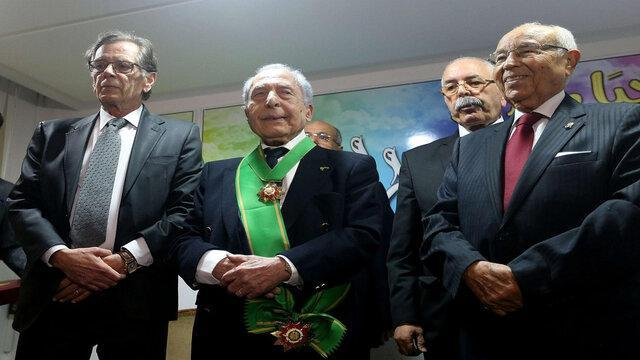 دبیرکل اسبق اتحادیه عرب درگذشت