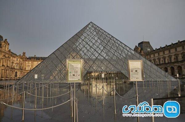 اعلام بازگشایی موزه های فرانسه در فاصله بین ژوئن و جولای