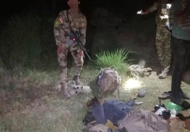 کشته شدن 4 داعشی در جنوب بغداد
