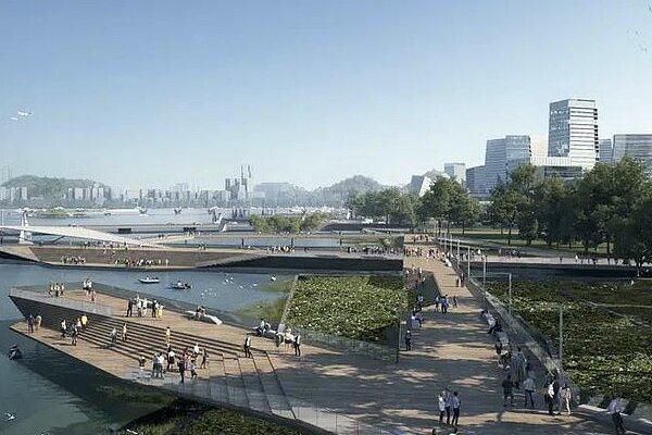 چین یک شهر فناوری 320 جریبی می سازد