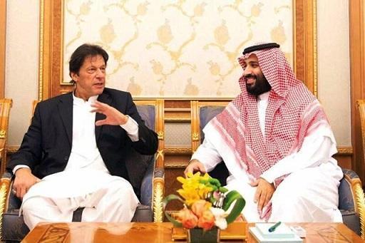 عمران خان برای بهبود روابط دوجانبه به عربستان می رود