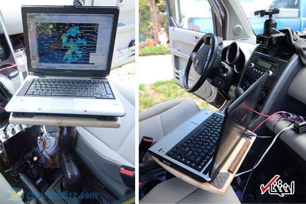 چگونه لپ تاپ خود را در خودرو شارژ کنیم؟